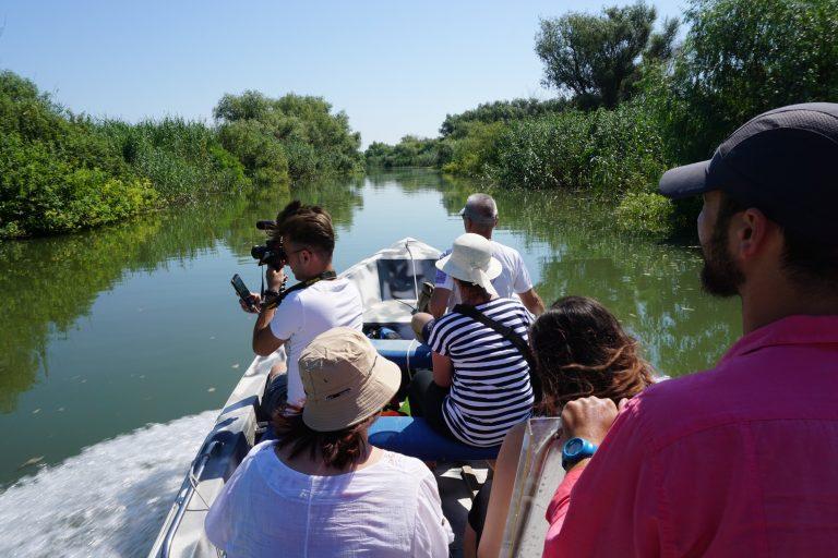 Excursii Delta Dunării